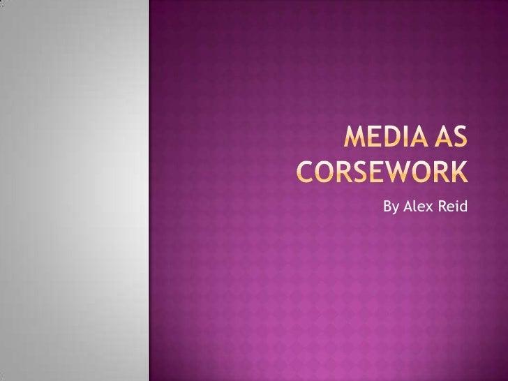 Media As Corsework Pp