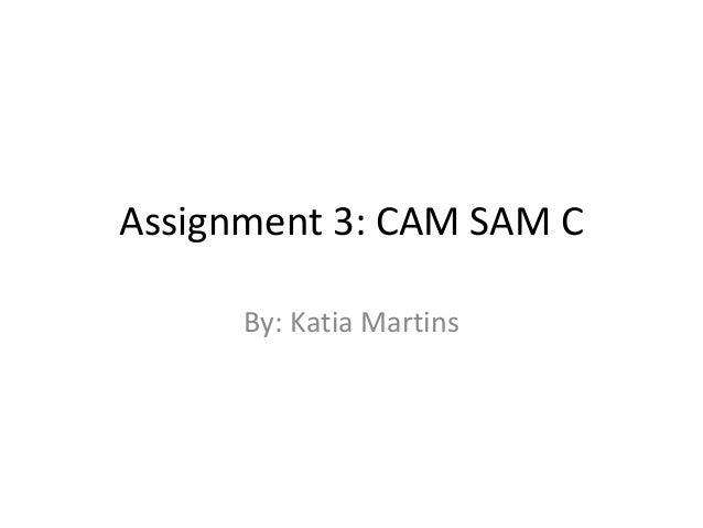 Media assignment 3