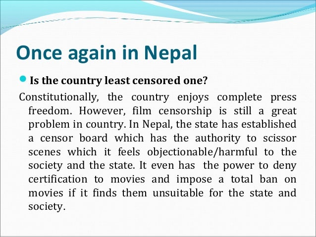 Pixelated censorship essay
