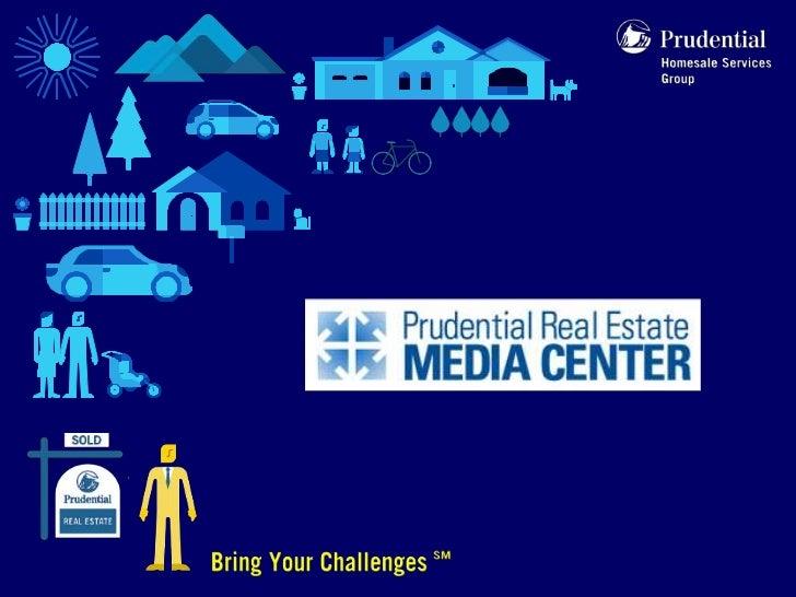 Prudential Real Estate Media Center