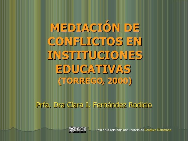 Taller de mediación en educación