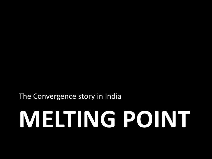 Media convergence - my guest lecture