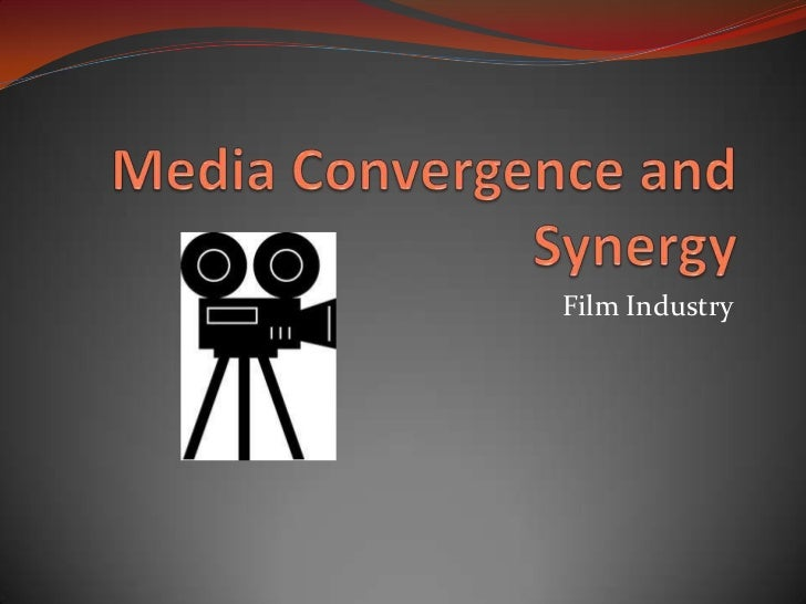 media convergence in film industry Additional services and information for television & new media can be found at:  of the film industry rather than as a supplement to television as frederick.