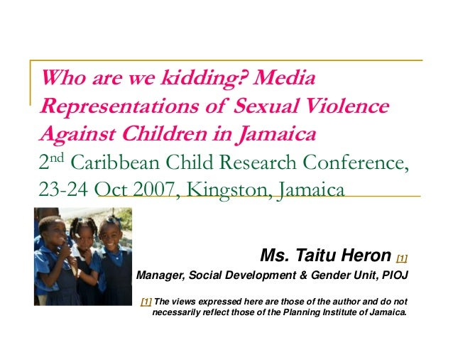 representations in the media