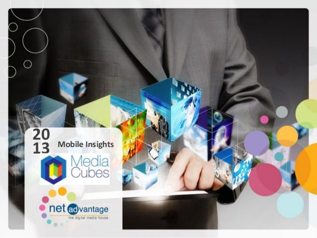 Media cubes   company mobile insights 2013