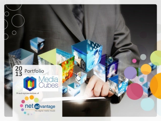 20 Portfolio      13        Proud representatives ofNETADVANTAGE 2012 PORTFOLIO                                   COMPANY ...