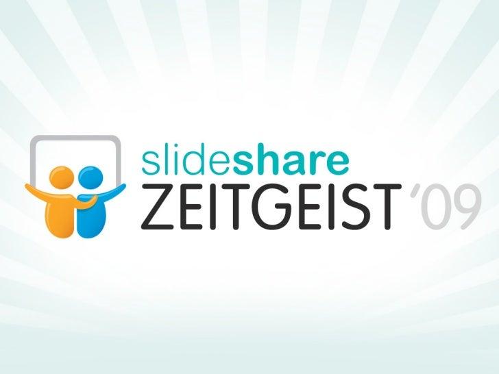 SlideShare Zeitgeist 2009