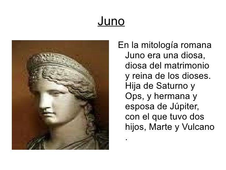 Los dioses romanos for En la mitologia griega la reina de las amazonas