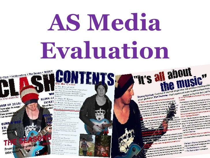 AS Media Evaluation<br />
