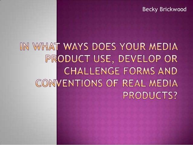 Becky Brickwood