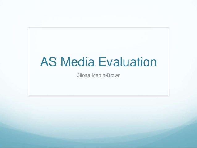 AS Media Opening Scene Evaluation