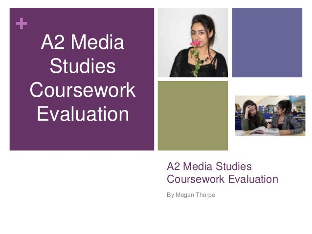 gcse media studies production coursework evaluation