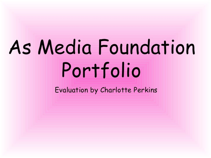Media evaluation pp copy 1