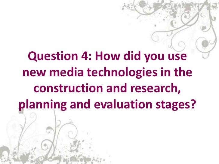 Evaluation Question4