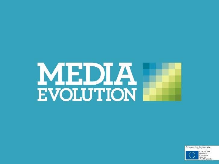 Media Evolution och förutsättningar för digitaliserad text