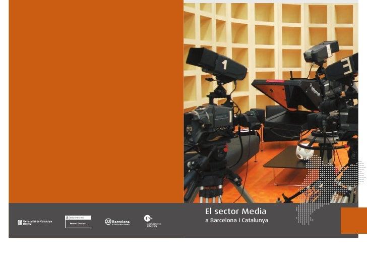 El sector Media a Barcelona i Catalunya