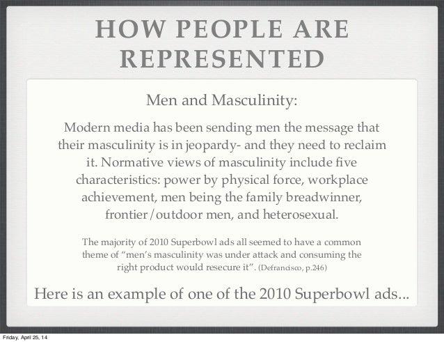Gender And Hegemony In Fashion Magazines