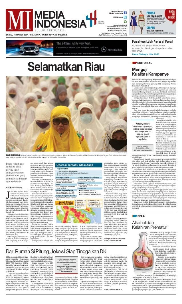 DIdepanrumahSiPitung,Kam- pung Marunda, Kecamatan Cilincing, Jakarta Utara, pukul 14.50 WIB, Gubernur DKI Ja- karta Joko W...