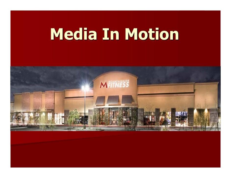 Media in Motion 2010