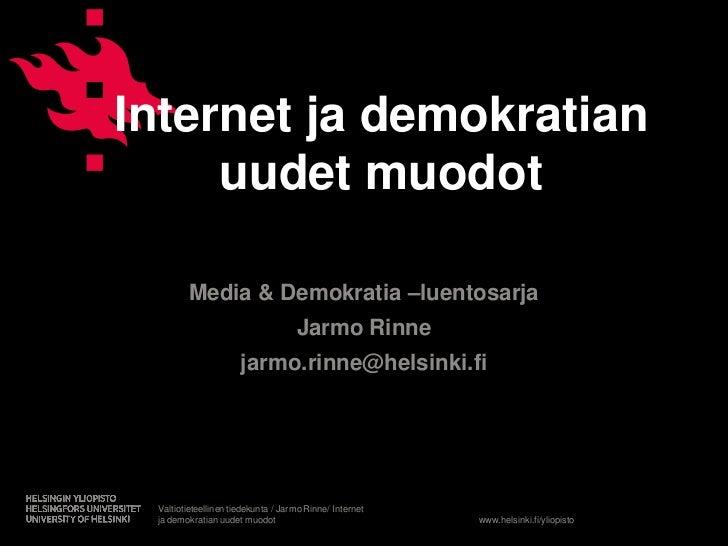 Media ja demokratia_jr