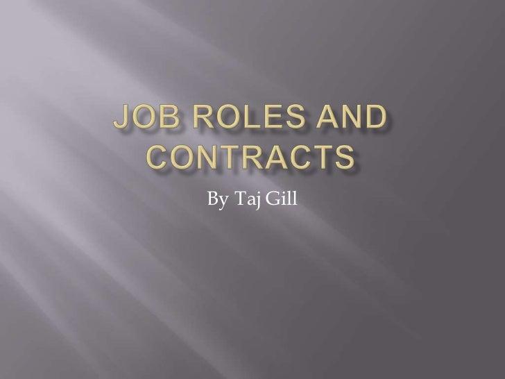 Media jobs presentation