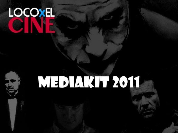 MEDIAKIT 2011