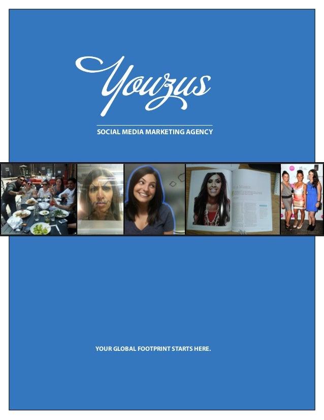 Youzus Media Kit