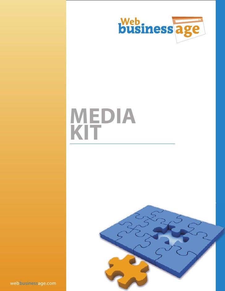 Media Kit of Web Business Age