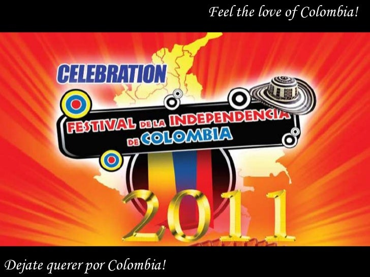 Feel the love of Colombia!<br />DejatequererporColombia!<br />