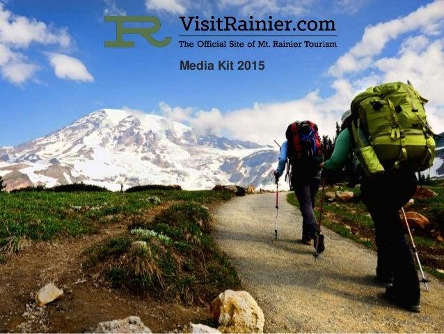 Visit Rainier Media Kit