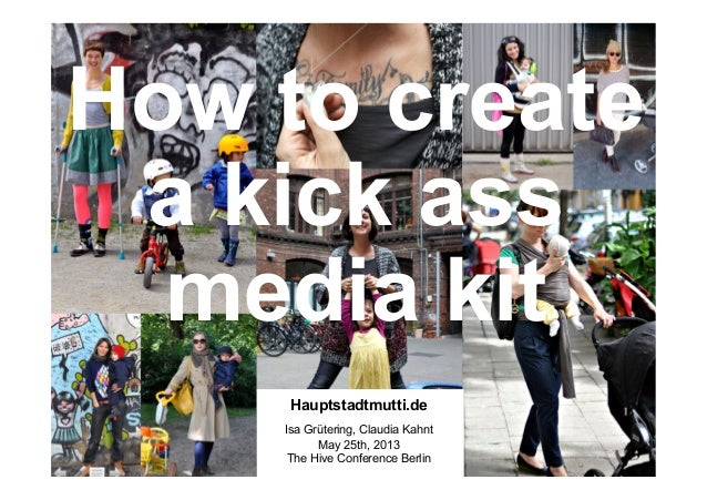 Media kit hauptstadtmuttis