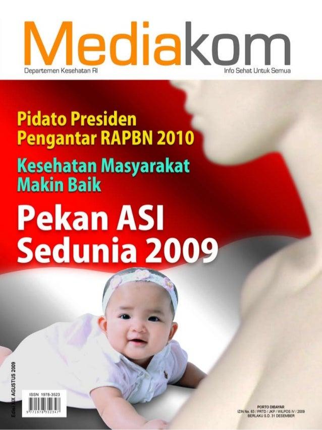 Mediakom No.XIX/AGUSTUS/2009