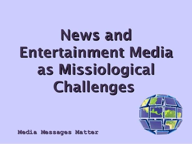 CT2010: Media Messages Matter (multiplex)