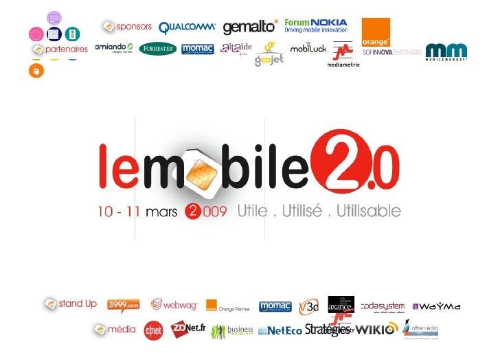 Médias et loisirs              en numériques mobilité        2009