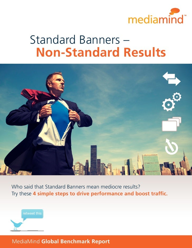 Standard Banners –            Non-Standard ResultsWho said that Standard Banners mean mediocre results?Try these 4 simple ...