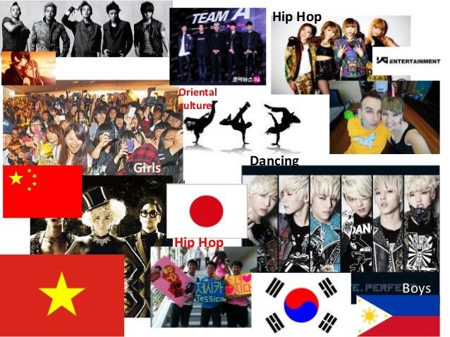 Hip Hop  Rap Oriental culture  Girls  Op  Dancing  Hip Hop Boys