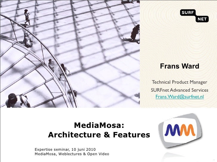 Media mosa   architecture - features -10 june 2010