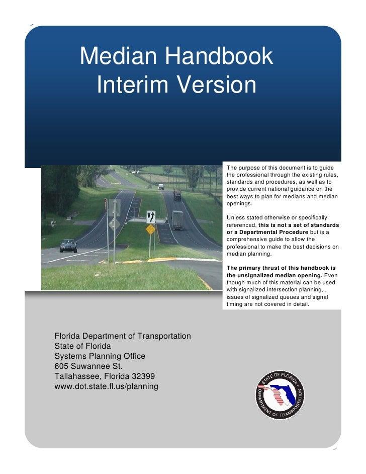 Median Handbook