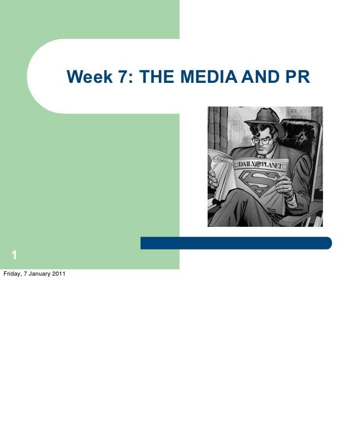 Media part 1