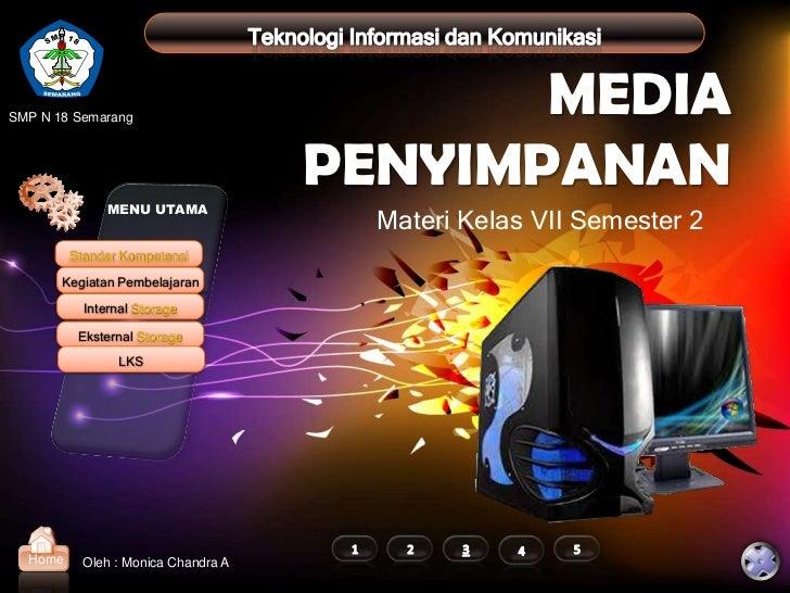P 18     SMSMP N 18 Semarang                                                MEDIA                   MENU UTAMA            ...