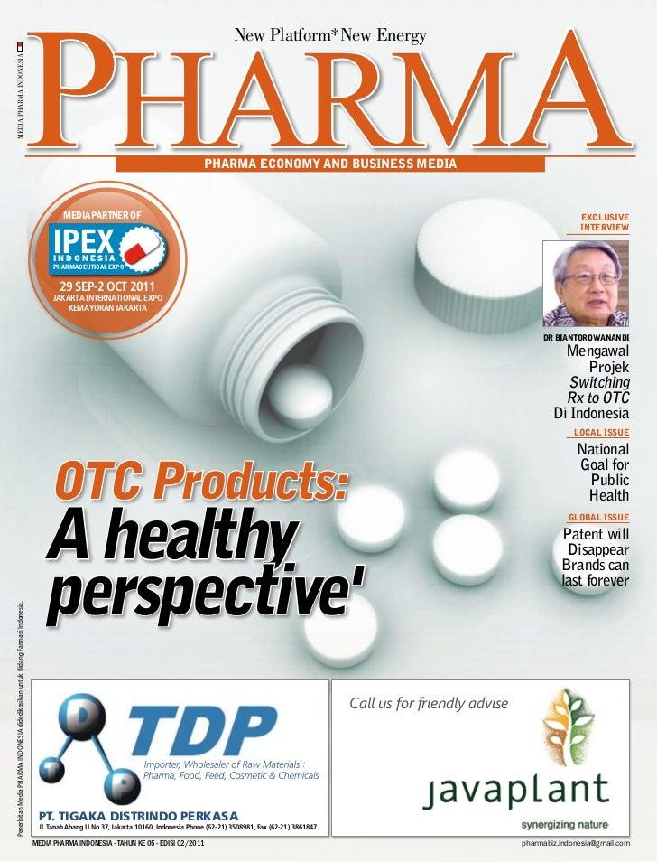 Media Pharma Indonesia 2011