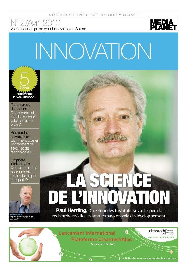 Mediaplanet Innovation