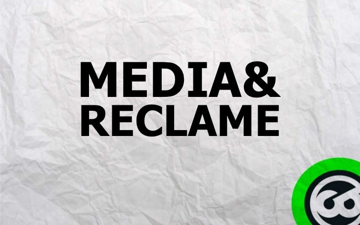 MEDIA&RECLAME