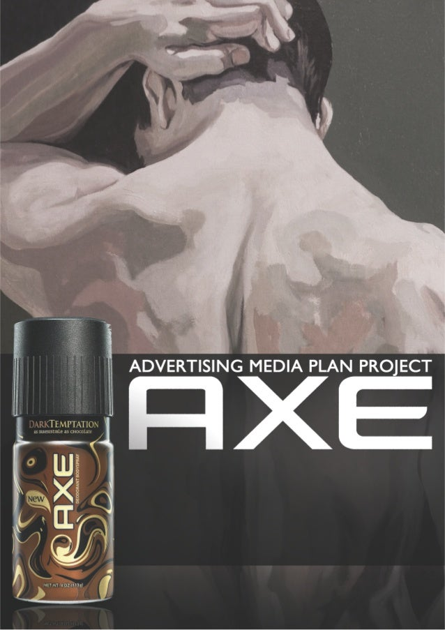 "Advertising Media Plan Project ""Axe"""