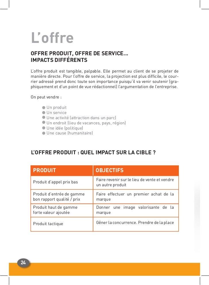 Exemple lettre offre promotionnelle for Service aux entreprises exemple