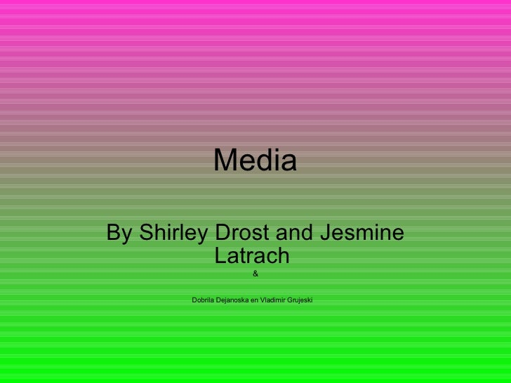 Mediapowerpoint