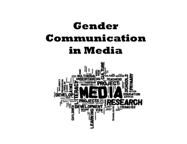 Gender Communication in Media