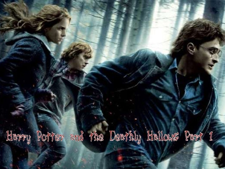 How can i make a presentation about harry potter not boring?