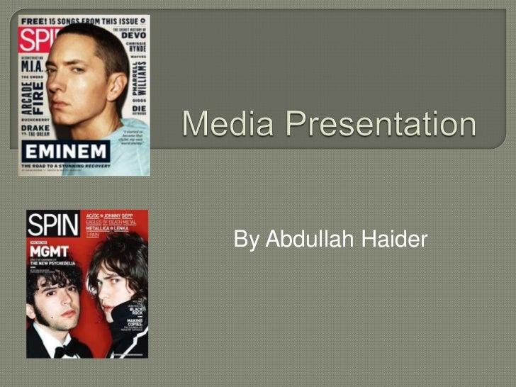 By Abdullah Haider