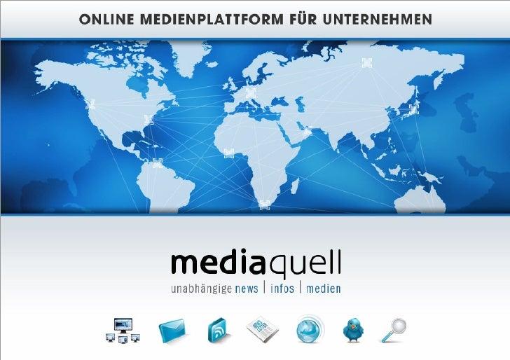 Corporate Quellen | Social Media Plattform, Online Newsroom, Medienplattform, Nachrichtenseite